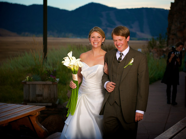 Carrie & Bryan: Post-Ceremony