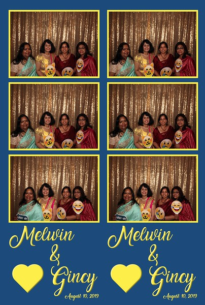 Melwin & Gincy's Wedding (08/10/19)