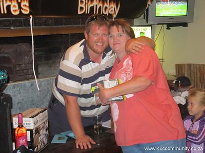 Mar2013 - Bushfire's birthday bash