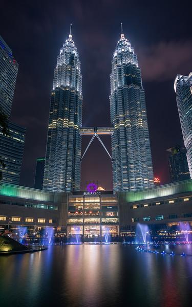 Towers of Light || Kuala Lumpur