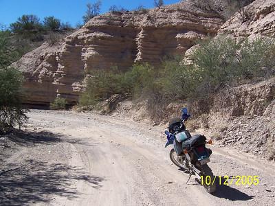 Copper Creek 2005