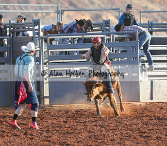 Friday - Jr High - Bareback Steer