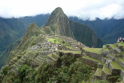 Peru, Machu Picchu 2012