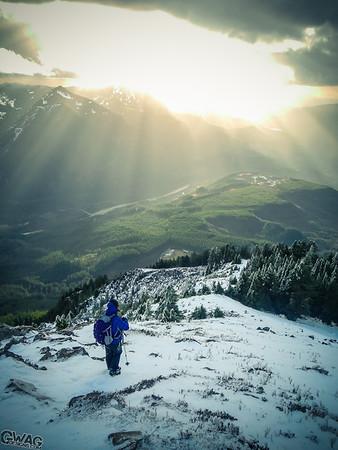 Mailbox Peak 2014
