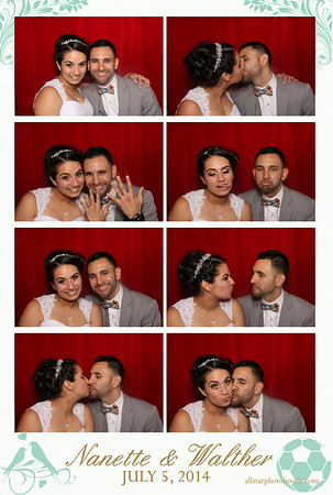 Nanette & Walther's Wedding