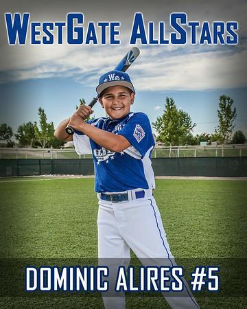 Dominic Alires #5