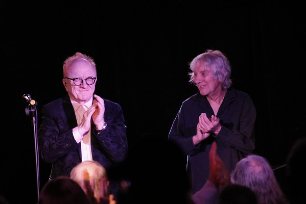Peter Asher and Albert Lee at Harlow's 04 14 18