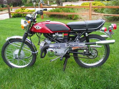 1970 Stinger
