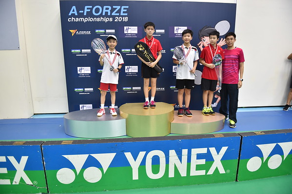 Justin Tay - Badminton Bio - ALL