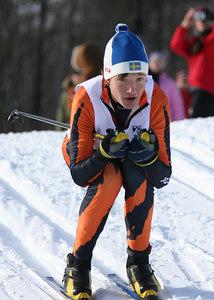 Telemark Nor-Ams - January 28, 2007