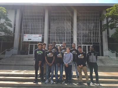 2017 Spring College Tour