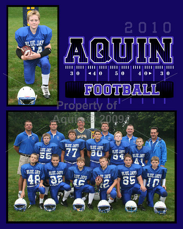 2010-11 bluejay team/individual composites