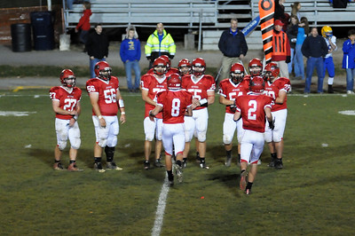 Raiders vs. Chestnut Ridge