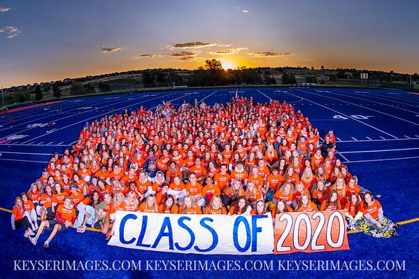 2020 Legend Senior Sunrise