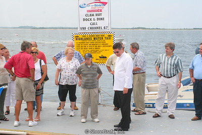 Water Taxi Christening 2006