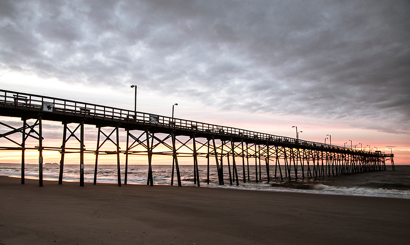 001_Yaupon Pier Sunrise_web