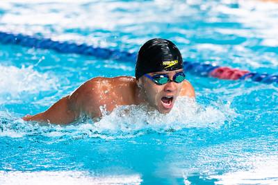 Swimming sunig 2018