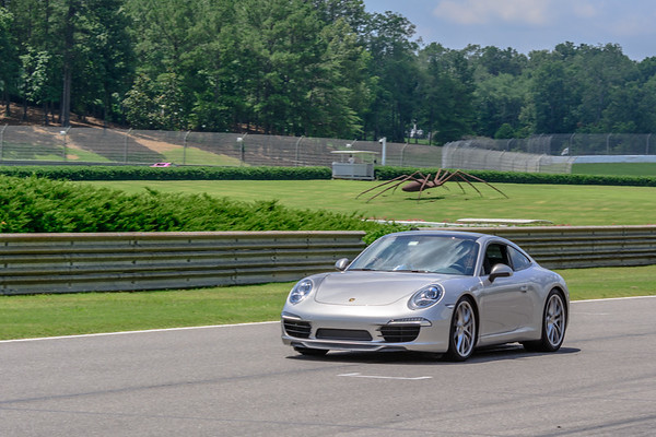 TS Silver 911 Carrera S