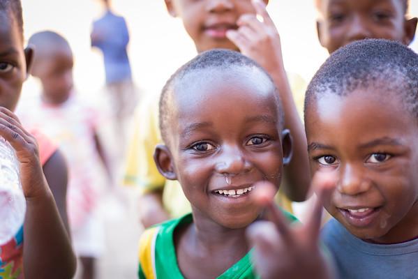 Leamogetswe Orphanage - December 2015