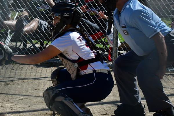 Varsity Softball @ Sub-Districts