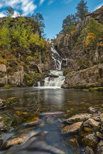 Ogwen Waterfall