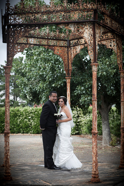Cornerstone and St. Vincent's Church Sonoma County Weddings