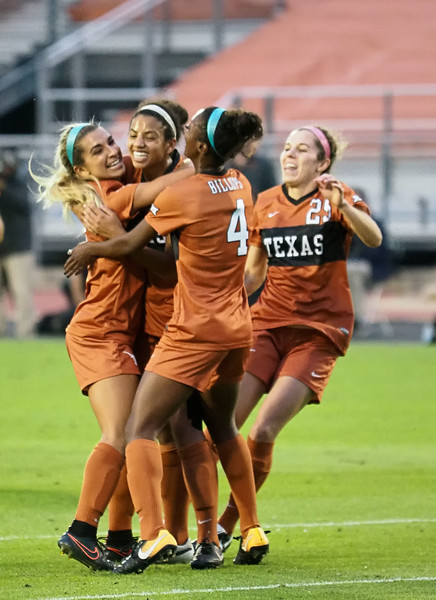 University of Texas Soccer vs. North Texas 11.10.2017