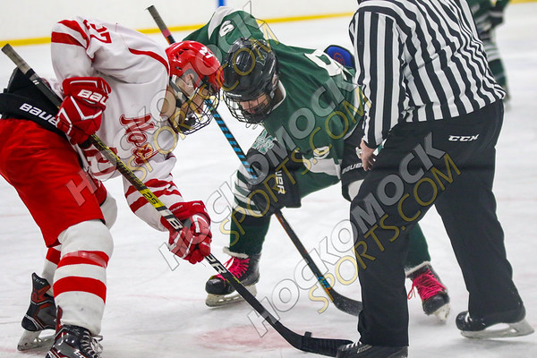 North Attleboro-Mansfield Boys Hockey - 01-09-19