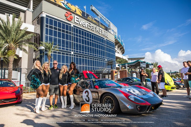 2017 10 Cars and Coffee - Everbank Field 073A - Deremer Studios LLC