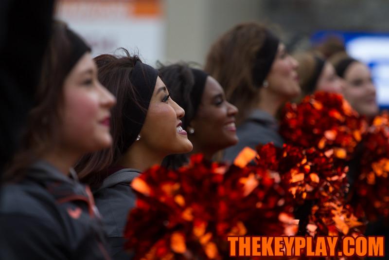 The Virginia Tech High Techs. (Mark Umansky/Thekeyplay.com)
