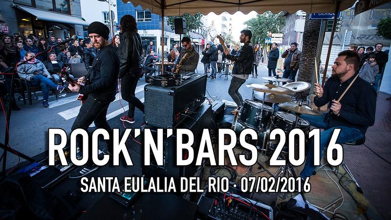 ROCK'N'BARS 2016