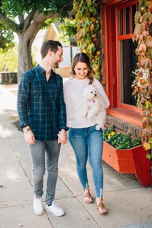 Rachel and Matt's Engagement (Kelsey)