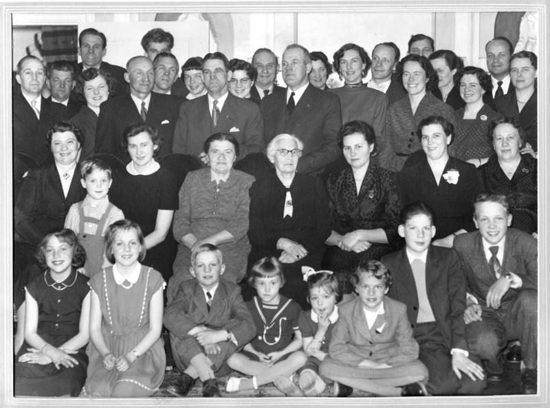 Pella Persson's Family