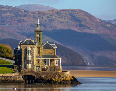 The Clock House, Barmouth