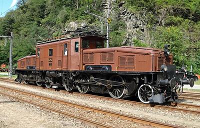 2007-09 Gotthard Railway Festival