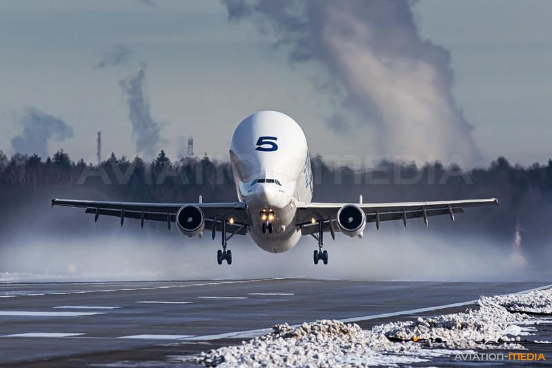 Airbus Transport / Airbus A300 Beluga / F-GSTF