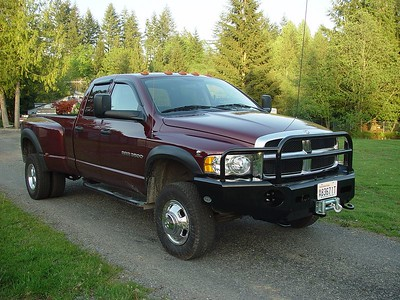 My Dodge Ram 3500 Dually