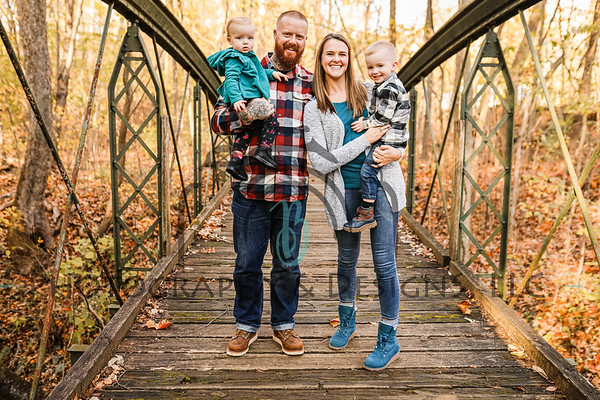 The Weisgerger Family | Fall 2019
