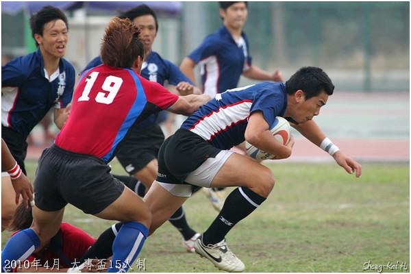 2010大專盃15s-甲組-輔仁大學vs台灣體院(FJU vs NTCPE)
