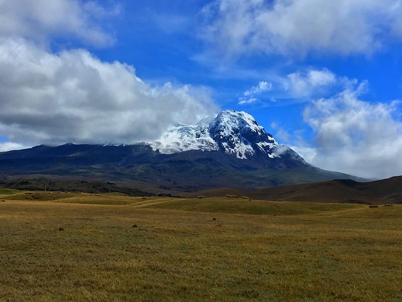 Antisana Volcano - 18,714′