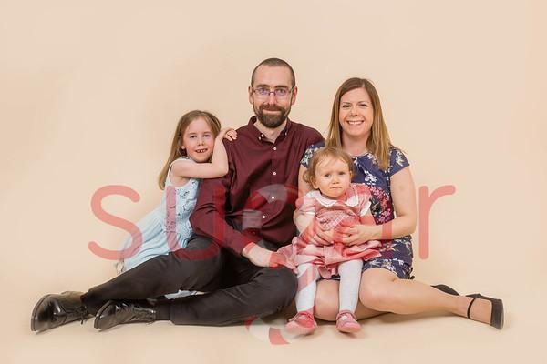 Jenny Dean Family Photoshoot