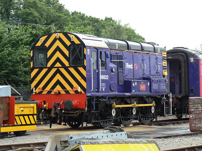 UK South West Holiday bits inc Bodmin & Wenford June-July 2013