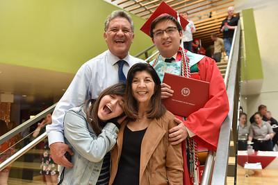 UNM BA/MD Graduation (2019)