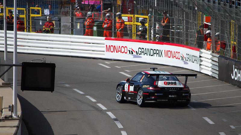 Porsche Supercup Monaco 2014