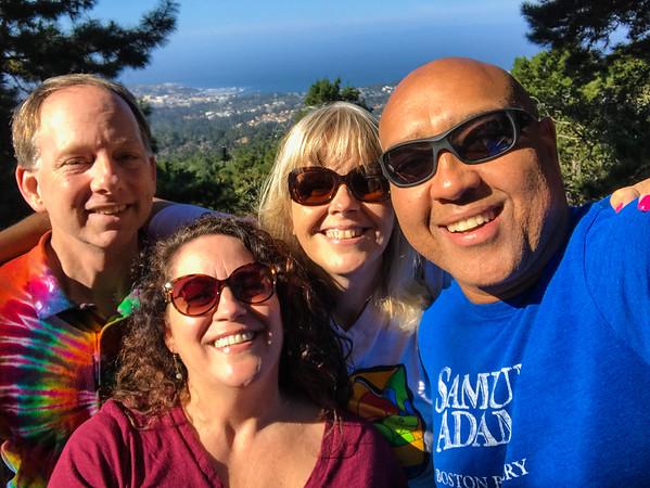 Monterey with Anna & Robert, Oct. 2017