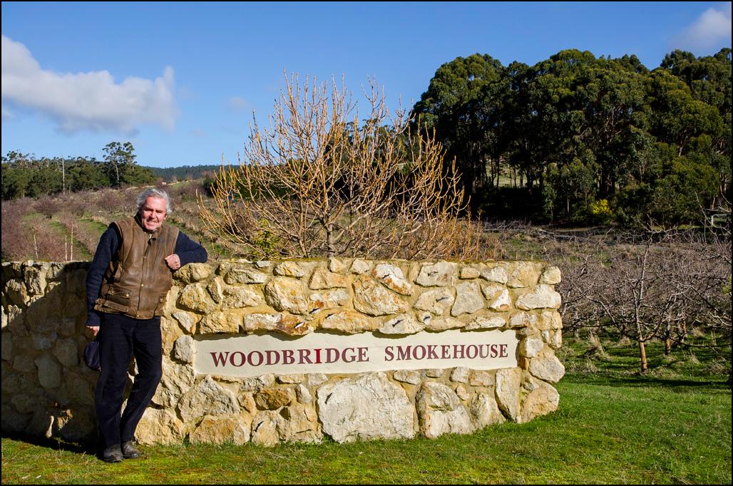 Roger Scales - Woodbridge Smokehouse