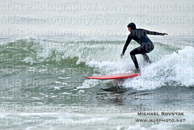 Surfing, L.B. West, NY, 04.01.12
