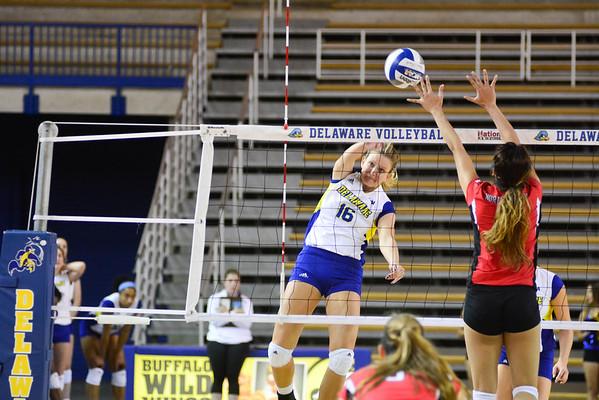 UD Volleyball vs Northeastern