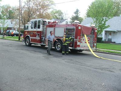 04-27-06 New Milford, NJ - Basement Fire