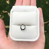 1.14ct Late Victorian Old Mine/Antique Cushion Cut Collet Component 12